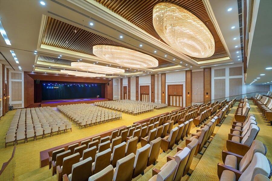 trung tâm hội nghị quốc tế flc sầm sơn