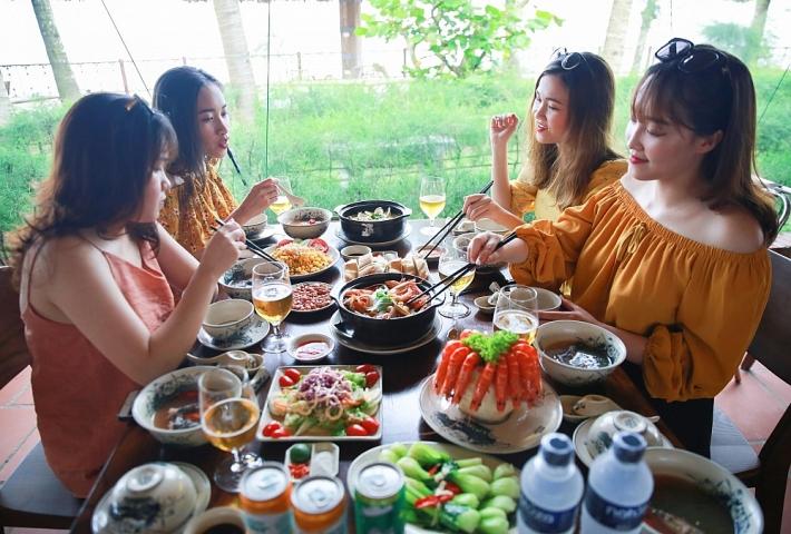 ăn uống tại FLC Qy Nhơn