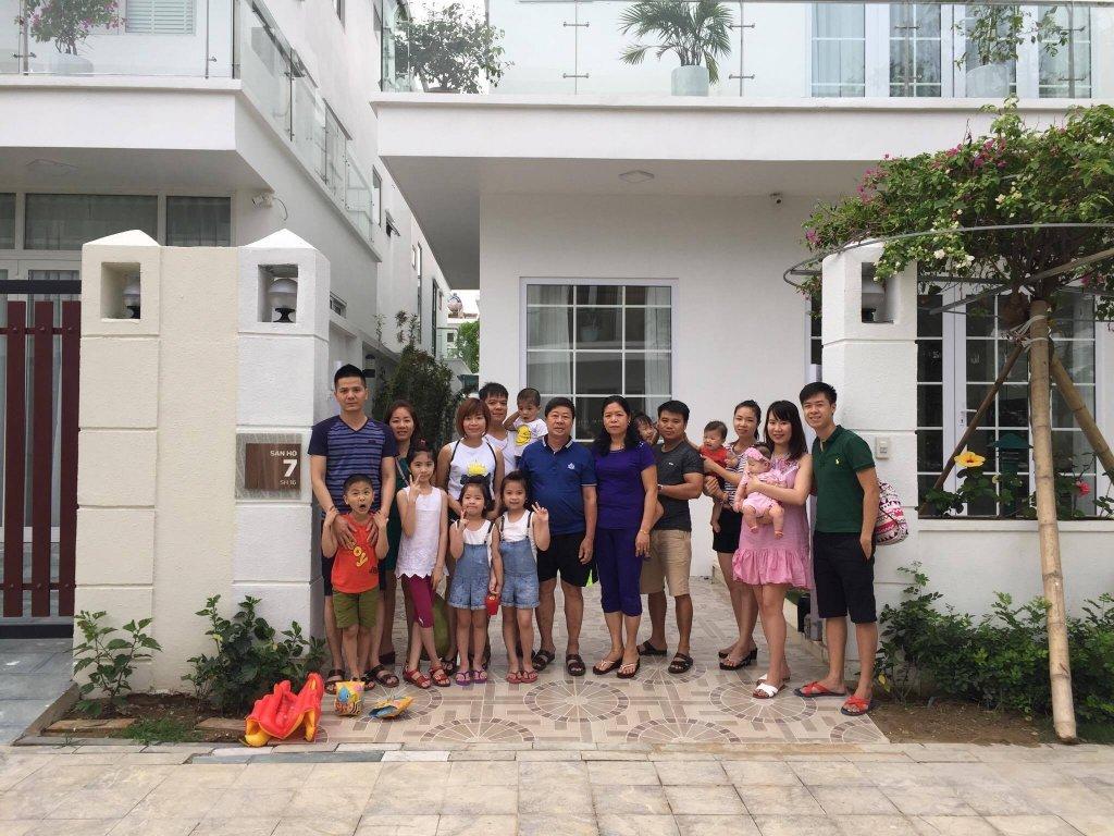 Đoàn khách tại FLC Sầm Sơn
