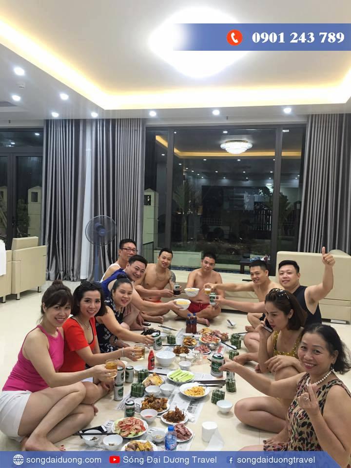 ăn uống tại FLC Sầm Sơn