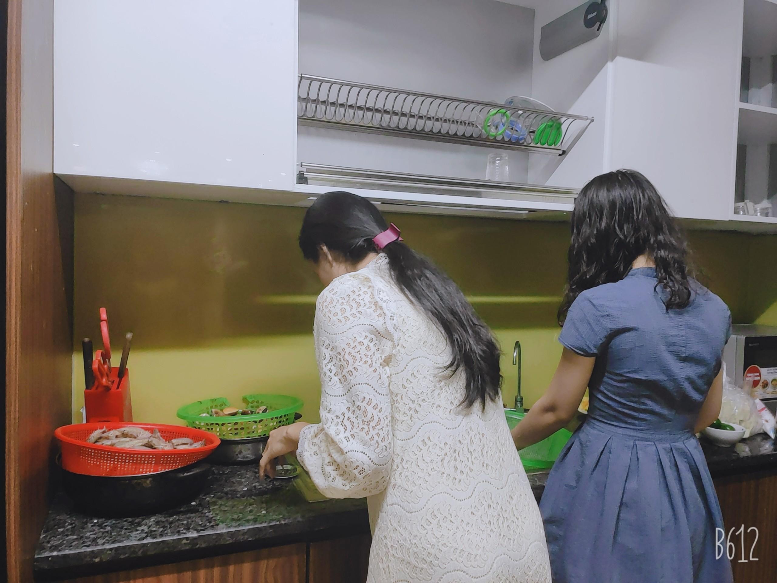 Tự nấu nướng tại FLC Sầm Sơn