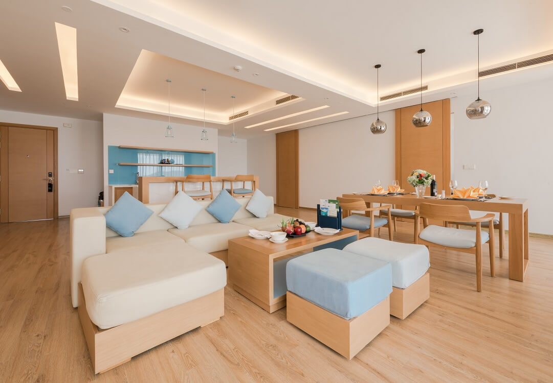 Hạng phòng Family Suite Deluxe