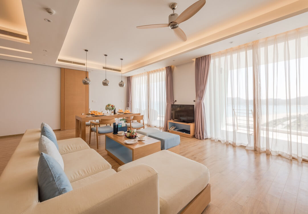Hạng phòng Family Suite