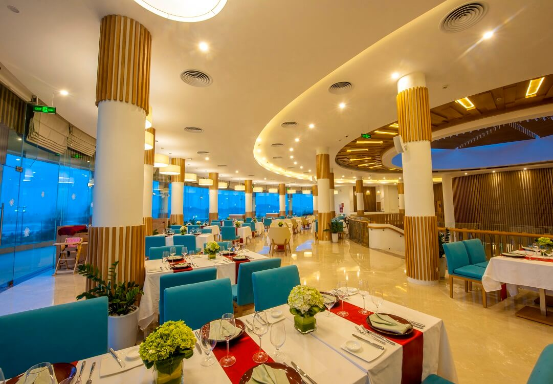 Mistral Top View Restaurant