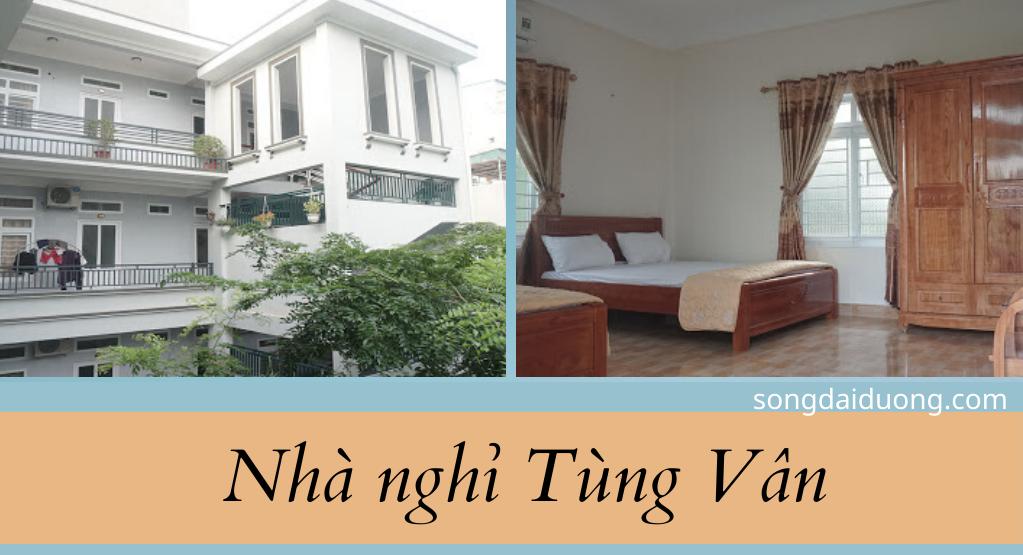 Nhà nghỉ Tùng Vân