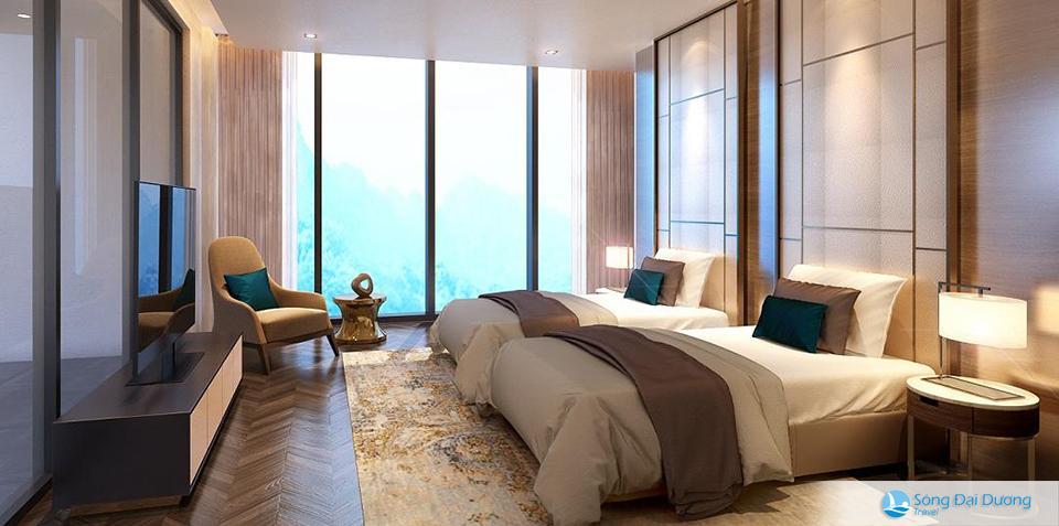 Phòng Grand Panorama FLC Sầm Sơn Grand Hotel