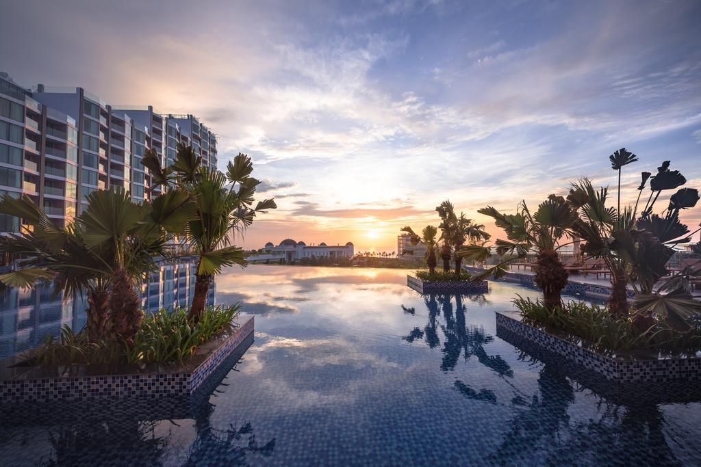 bể bơi vô cực  - khách sạn sầm sơn thanh hóa