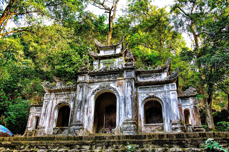 chùa cô tiên Thanh Hóa