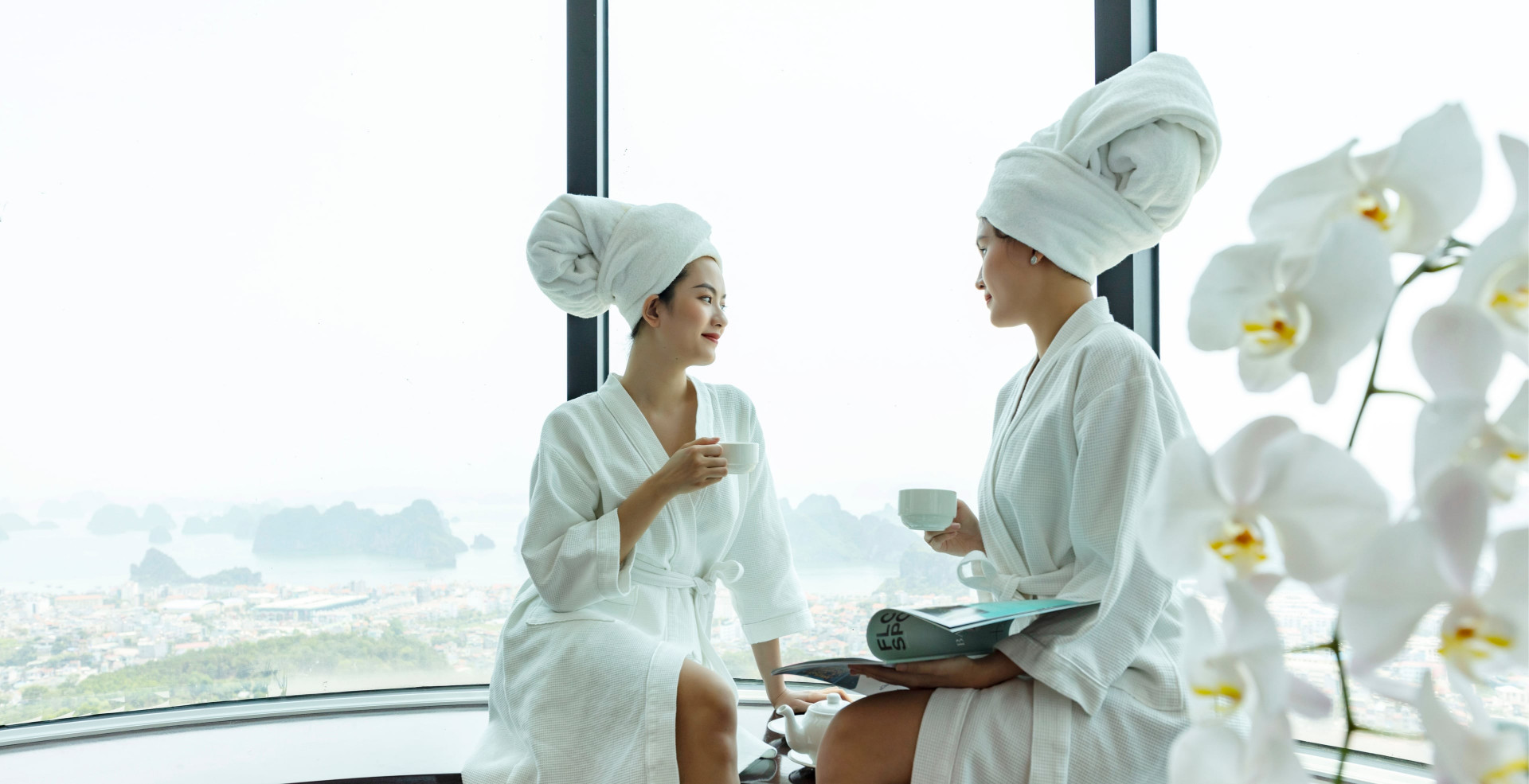 grand spa Hạ Long