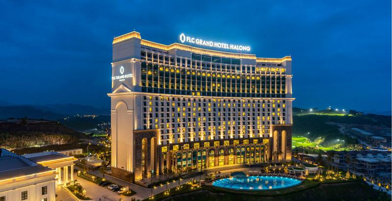 khách sạn Grand Hạ Long
