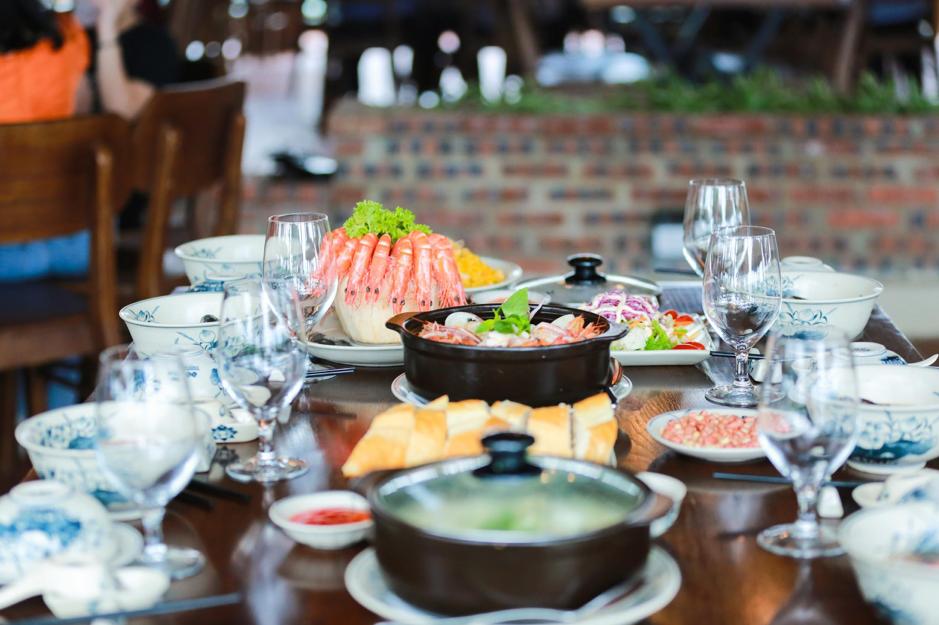 nhà hàng hương biển - quán lẩu ngon ở thanh hóa