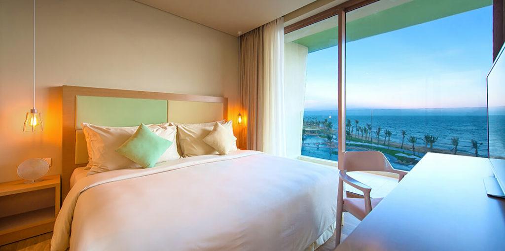 phòng view biển đẹp - khách sạn sầm sơn thanh hóa