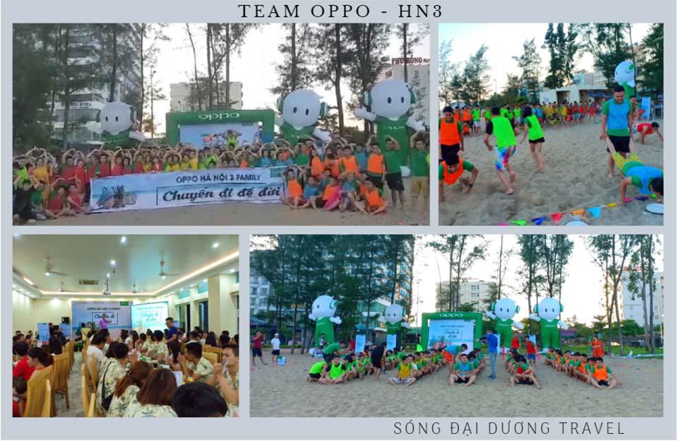ảnh Teambuilding vui nhộn do Sóng Đại Dương Travel tổ chức - TOUR DU LỊCH BIỂN SẦM SƠN CHO CÔNG TY