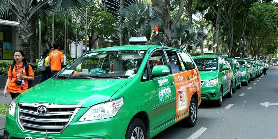 taxi mai linh - Xe đi Sầm Sơn từ Giáp Bát