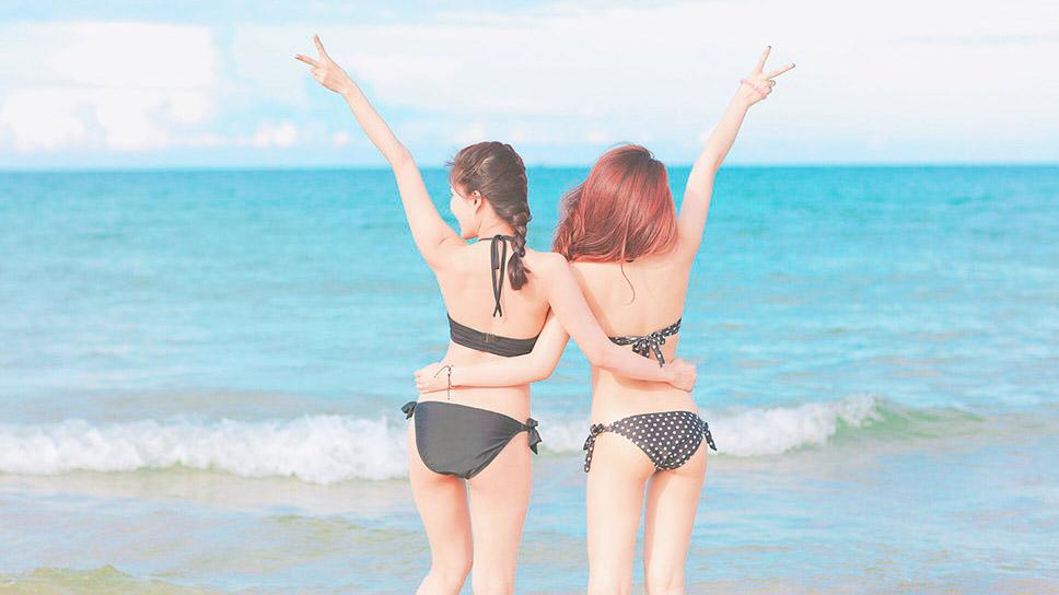 vui chơi tại biển - dự báo thời tiết Sầm Sơn 3 ngày tới