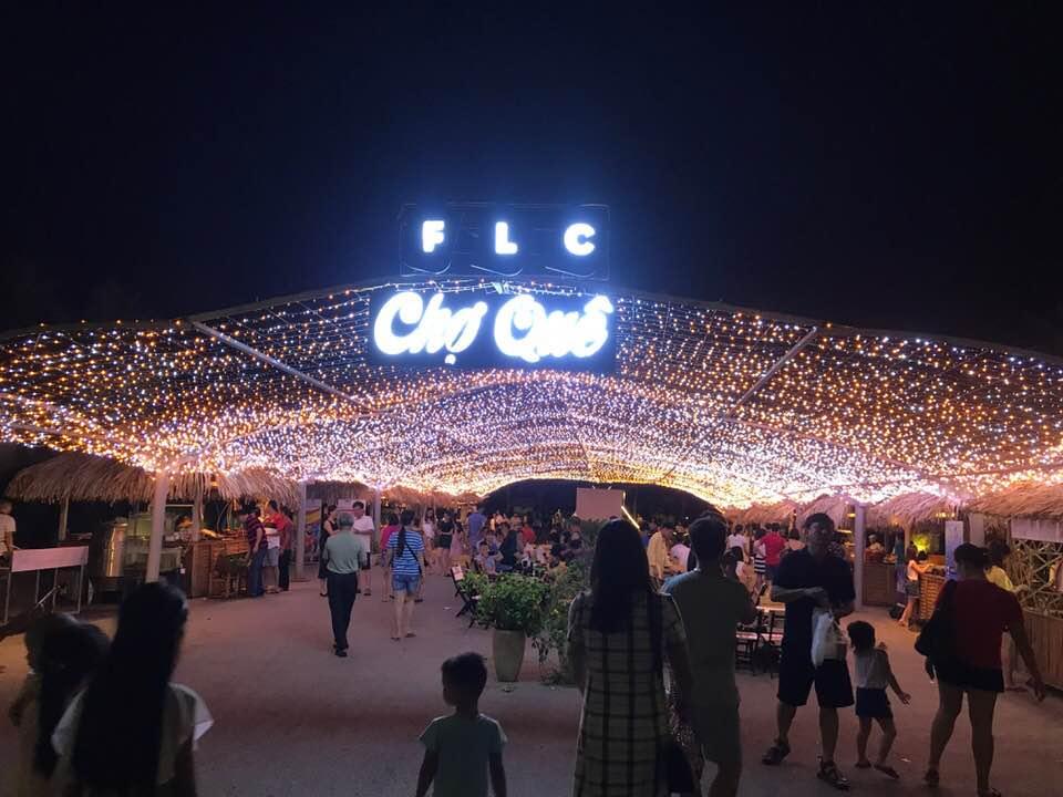 Chợ quê FLC Sầm Sơn
