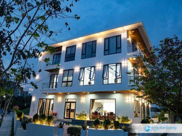 Nghỉ ngơi tại resort FLC Sầm Sơn
