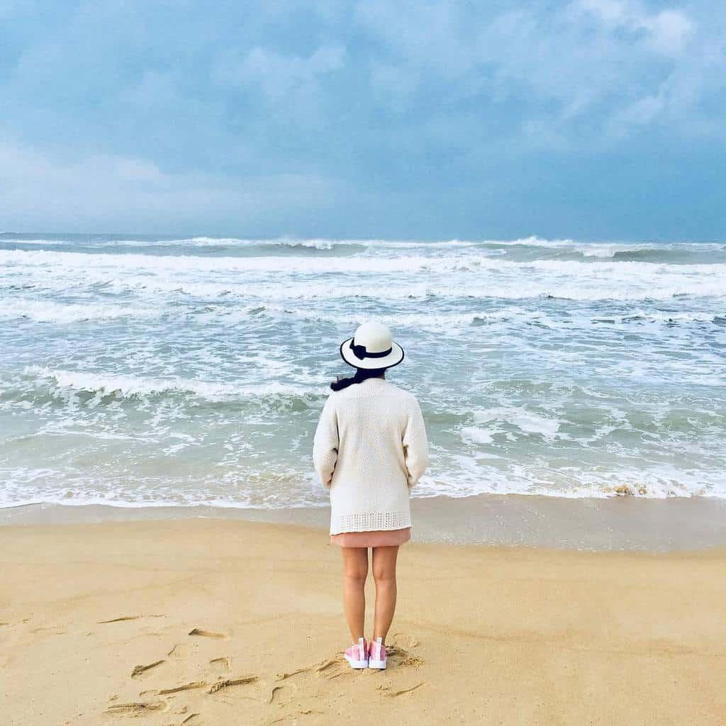 Bước đi trên cát
