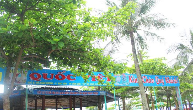 Nhà hàng Quốc Việt Sầm Sơn