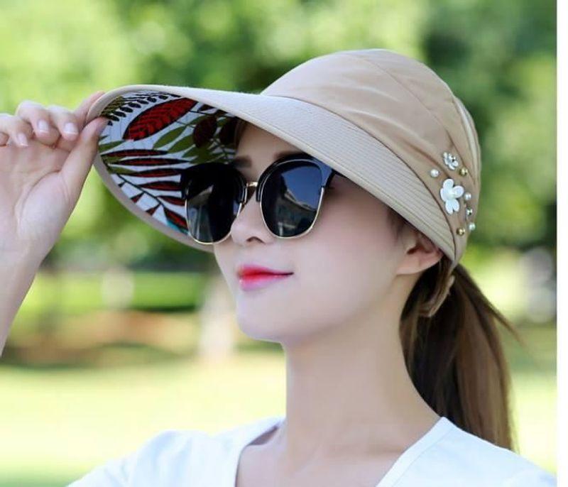 phụ kiện chống nắng -lưu ý khi du lịch mùa hè