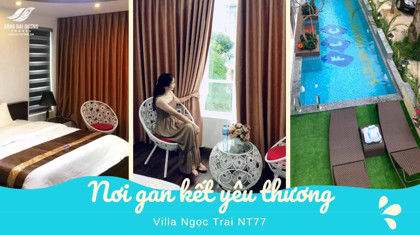 Villa FLC Sầm Sơn 7 phòng ngủ - ngọc trai NT77