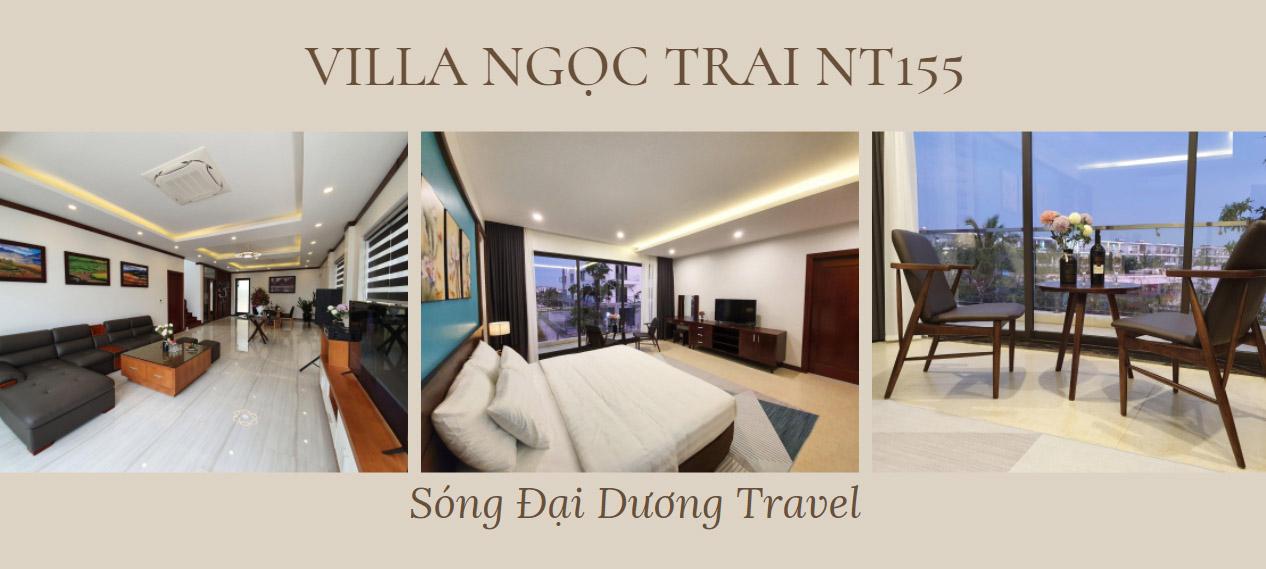 Biệt Thự FLC Sầm Sơn Ngọc Trai NT155 7 phòng ngủ full tiện ích