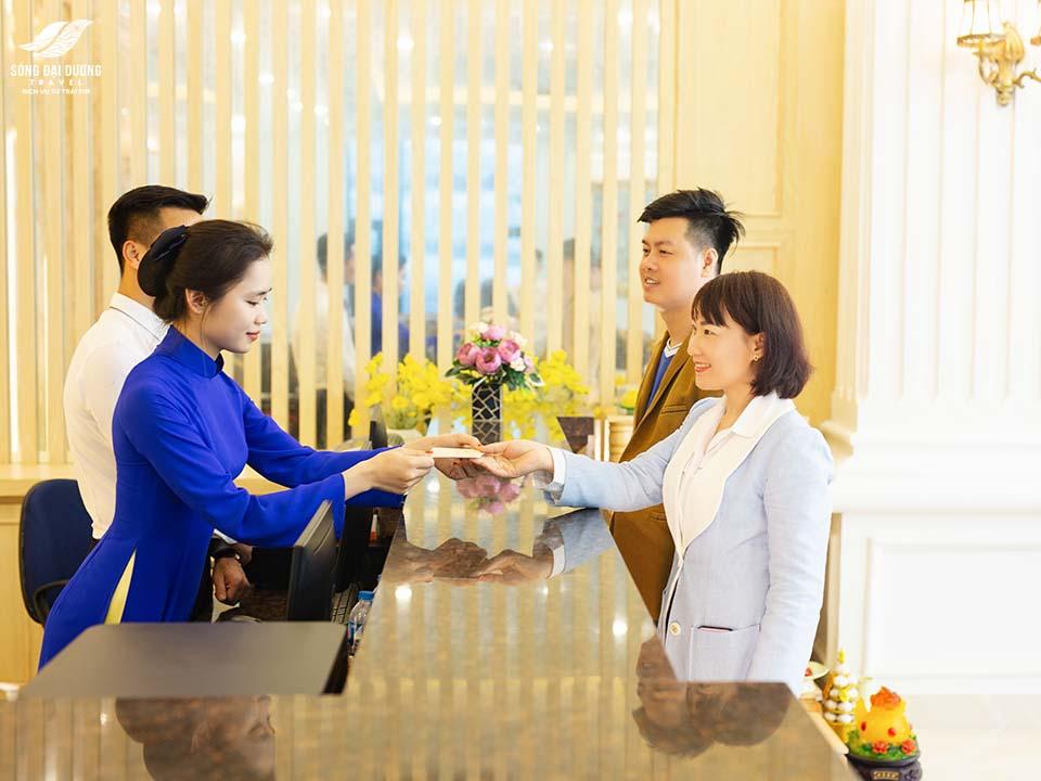 Hình ảnh khách hàng tại Phúc Anh HOTEL