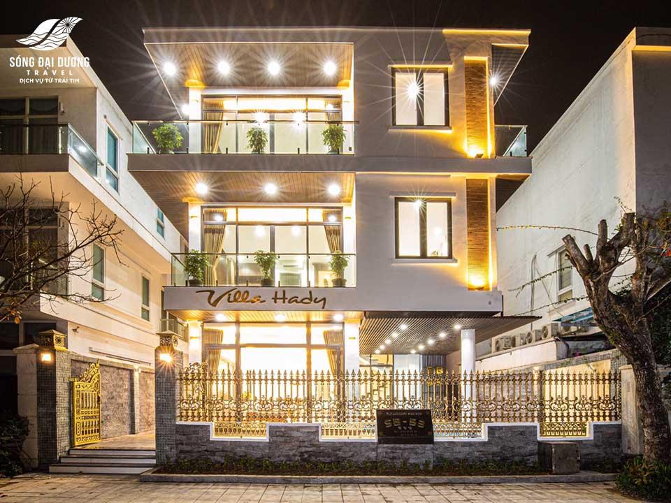 quang cảnh bên ngoài Villa FLC Sầm Sơn Sao Biển SB53